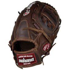nokona gloves reviews nokona 12 quot x2 elite series infield outfield baseball glove right throw walmart