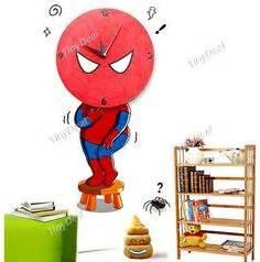 24 spider man wall clocks images spider spiderman