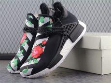 white x adidas hu nmd boost mens sneakers bb0622 black white sneakers big sale - Adidas Hu Nmd X Off White