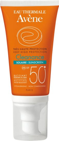 avene cleanance high protection sunscreen spf50 - Avene Cleanance Sunscreen Cosdna