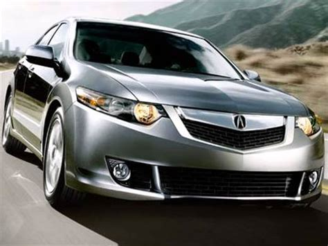 2009 acura tsx pricing ratings reviews kelley blue