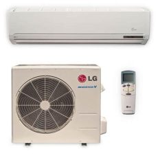 mini split inverter lg ls307hv lg ls307hv 30 000 btu ductless single zone mini split heat air conditioner