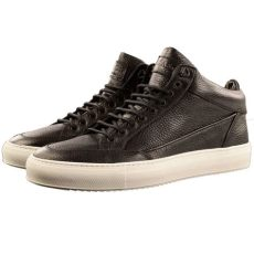 garments garments black mid trainers from brother2brother uk - Mason Garments Sale Uk