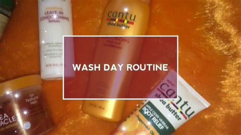 curly wash day routine youtube
