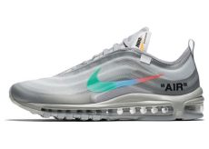 off white air max 97 grey 在庫あり white 215 nike air max 97 greyを安心売買 モノカブ