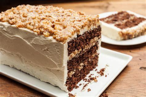 german chocolate cake icing recipe coconut
