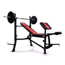 banco para pesas walmart banco para pesas multi ejercicio barra 60 kg en peso 1 077 999 en mercado libre