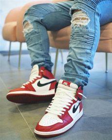 off white jordan 1 red outfit truman keats on sneakers fashion air jordans sneakers nike