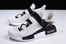 adidas hu nmd x off white 2018 virgil abloh white x pharrell x adidas nmd hu race trail light grey black white f99768