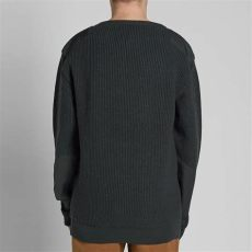 yeezy season 1 sweater yeezy season 1 undestroyed sweater charcoal