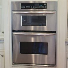 kitchenaid superba convection wall oven with built in microwave ebth - Horno Kitchenaid Superba