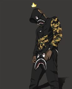 37 best images about supreme bape on supreme wallpaper follow me and kid - Supreme And Bape Cartoon Wallpaper