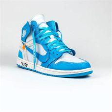 nike air jordan 1 unc off white nike x white air 1 unc blue crepslocker
