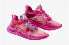 off white x nike zoom fly pink nike x white quot the ten quot zoom fly quot tulip pink quot raffle details