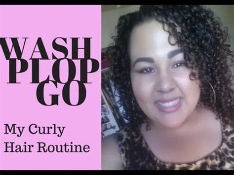 My Curly Hair Routine Wash.html