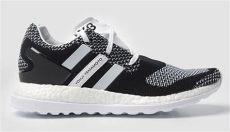 y3 pure boost snow white sneaker of the week adidas y3 primeknit boost zg