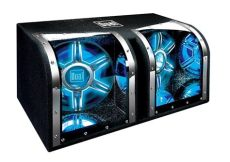 dual electronics bp1204 12 inch illuminite studio enclosed subwoofers best car subwoofer 9 top subwoofers for car reviewed 2019