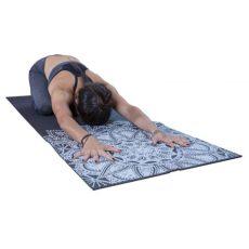 tapete mat dobr 225 vel em pvc eco - Tapete De Yoga Dobravel