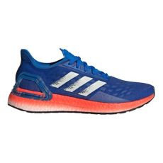 ultra boost 40 white blue buy adidas ultra boost pb neutral running shoe blue white point