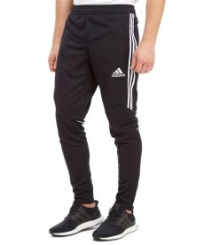 adidas bottoms adidas synthetic in black white black for lyst