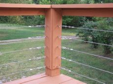 cable deck railing kits home depot deck railing designs home depot woodworking projects plans