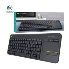 teclado inalambrico logitech teclado inalambrico logitech k400 plus smart tv