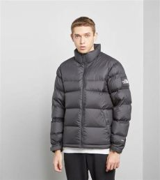 the 1992 nuptse jacket in black for lyst - North Face 1992 Nuptse Black