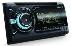 autoestereo sony no responden los botones sony wx 920bt auto stereo doble din de cd usb mp3 flac audionuts car audio