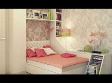 30 ideas para rec 225 maras peque 241 as 30 ideas for small bedrooms - Decoracion De Recamaras Pequenas Para Ninas