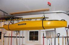 easy ways to hang kayak in garage 2020 best kayak storage reviews top kayak storage