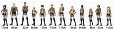 attack on titan characters height and weight attack on titan characters height chart jpg 1429 215 392 shingeki no kyojin