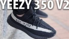 yeezy boost 350 v2 white review yeezy boost 350 v2 black white unboxing review on foot