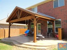 open gable patio cover plans gable gallery decathlon construction