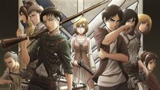 attack on titan characters wallpaper levi eren krista attack on titan characters 4k 143 wallpaper