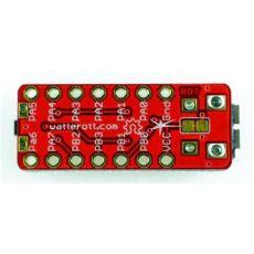 attiny841 programming wattuino nanite 841 attiny841 with usb bootloader watterott elect