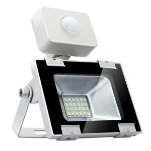 110v cool white 20w slim led floodlight outdoor