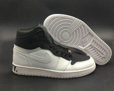 black and gold foosites 2018 2018 air 1 retro high equality black white metallic gold for sale new jordans 2018