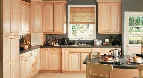 amazing kitchen light maple cabinets dark grey wall