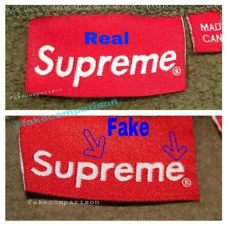 supreme best supreme replica sellers - Supreme Hoodie Tags Real Vs Fake