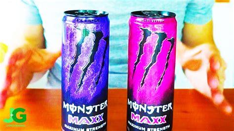 monster energy drinks taste eclipse solaris youtube