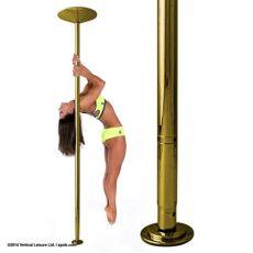 xpert pole 45mm xpert xpole t gold poledance ireland