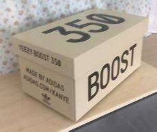 yeezy boost 350 shoe box shoe box trainer sneaker shoe storage chest yeezy boost 350 ebay