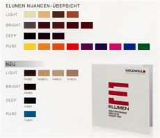elumen farben mischen farbe elumen friseurbedarf 24 shop