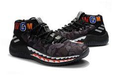bape x adidas shoes 2018 cheap 2018 new cheap bape x damian lillard sneakers for in 193197 59 fb193197 designer