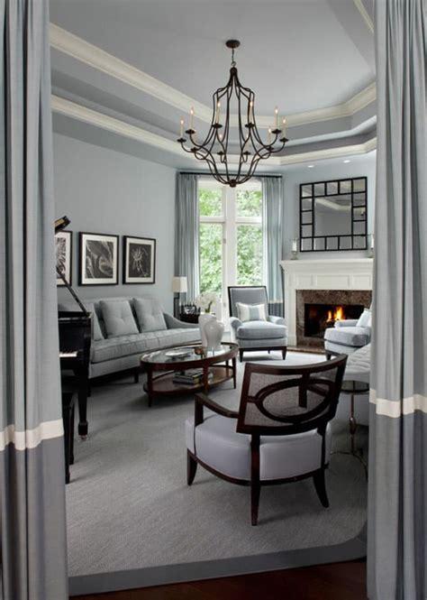 51 modern fresh interiors showcasing gray paint