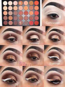 morphe 350m makeup looks morphe 350m look by gigi2191 plouise inspired artistry makeup morphe 350 palette looks