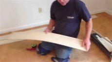 shaw floating vinyl plank flooring installation how to install a floating vinyl plank floor