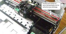 se me atasca el papel de la impresora canon impresora hp atasca el papel al terminar de imprimir es rellenado