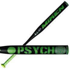 2017 miken psycho balanced 2017 miken psycho usssa balanced 34 quot 28 oz slowpitch