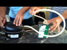 como ponerle aceite a un compresor cambio de aceite a un compresor